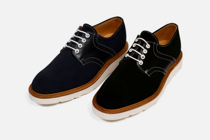 Beauty & Youth x Mark McNairy Saddle Shoes