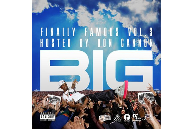 Big Sean - Finally Famous Volume 3 (Mixtape)