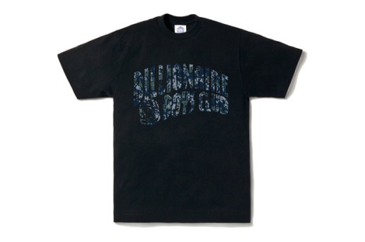 Billionaire Boys Club Night Forest Digi Camo Tee