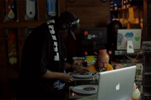 Boundless Radio Presents: DJ Clark Kent (Part 3)