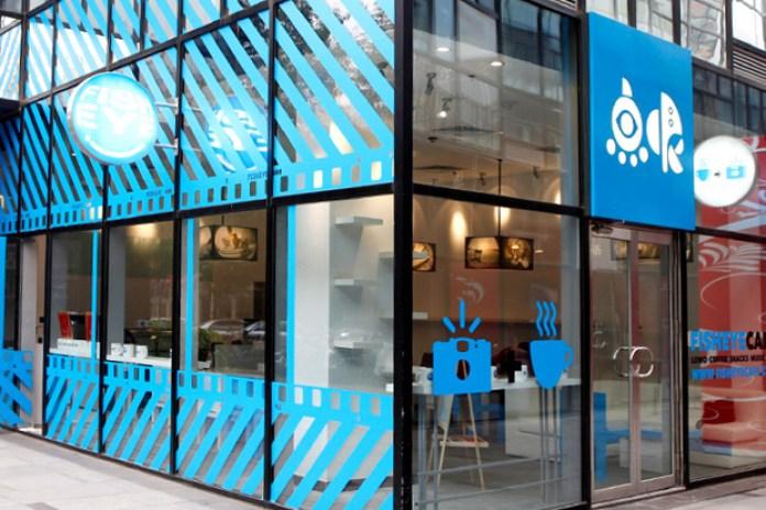 Fisheye Café