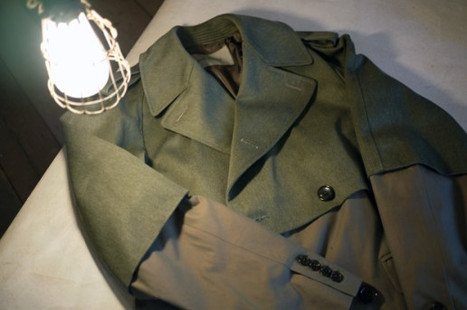 Casely-Hayford 2010 Autumn/Winter Double Breasted Jacket
