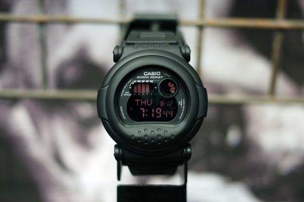 "CASIO G-SHOCK ""Jason"" G-001"
