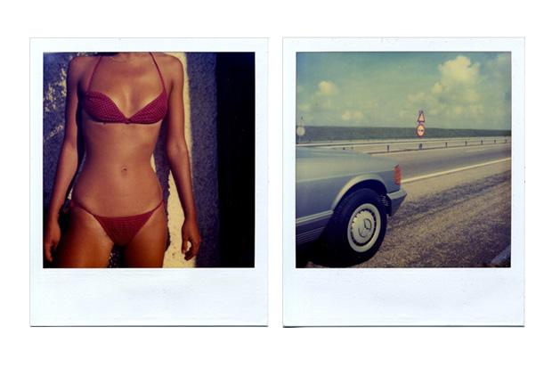 Christopher Makos: Polaroids Exhibition