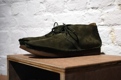 Clarks Originals 2010 Fall/Winter Haydon Hill