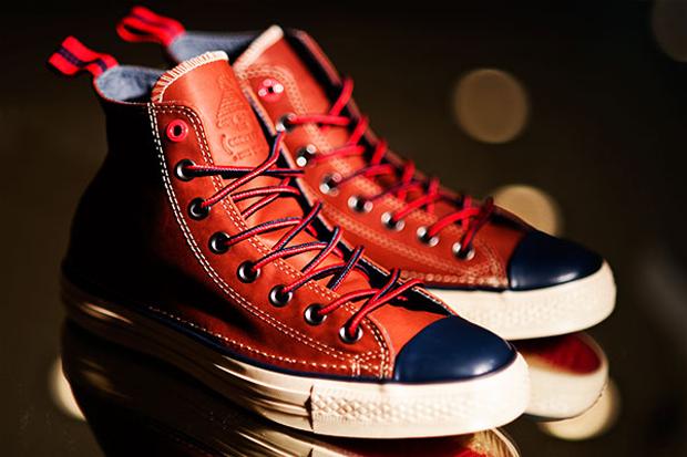 Cody Hudson x Converse (RED) Chuck Tayor All Star High