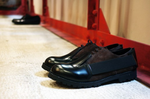 COMME des GARCONS Homme Plus 2010 Fall/Winter Brogue