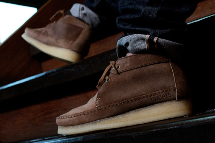 Concepts x Clarks Weaver Boot