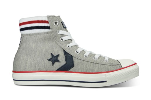 "Converse 2010 Fall/Winter Star Player Sock Mid ""Sweatshirt"""