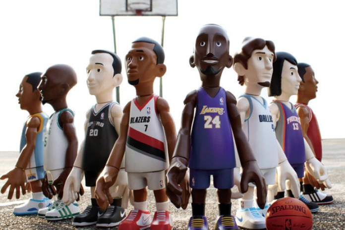 CoolRain x MINDstyle x NBA Mini Figure Series 1