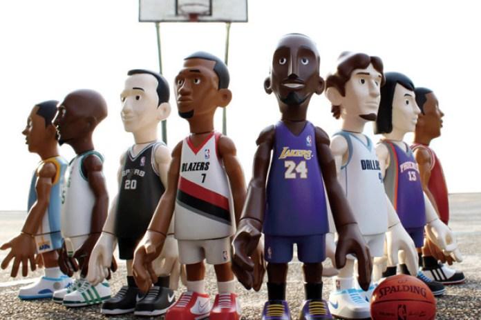 CoolRain x MINDstyle x NBA Mini Figure Series 1