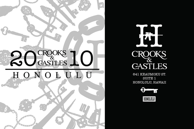 Crooks & Castles Hawaii Store Opening