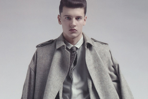 Dior Homme 2010 Fall/Winter Campaign