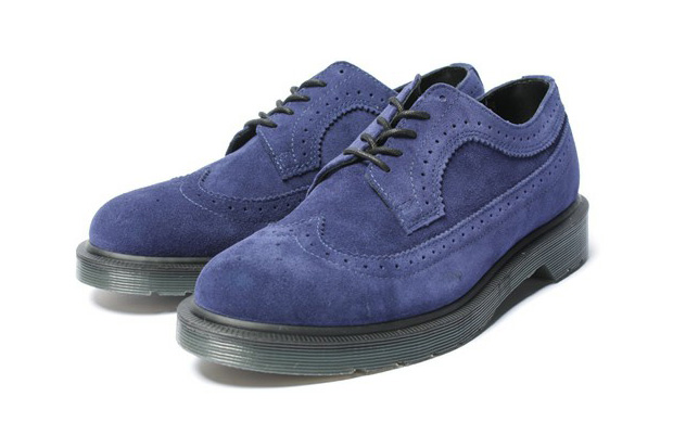 Dr. Martens 2010 Fall/Winter Suede Wingtip