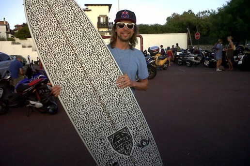 Ed Banger x Phil Grace x Quiksilver Surfboard