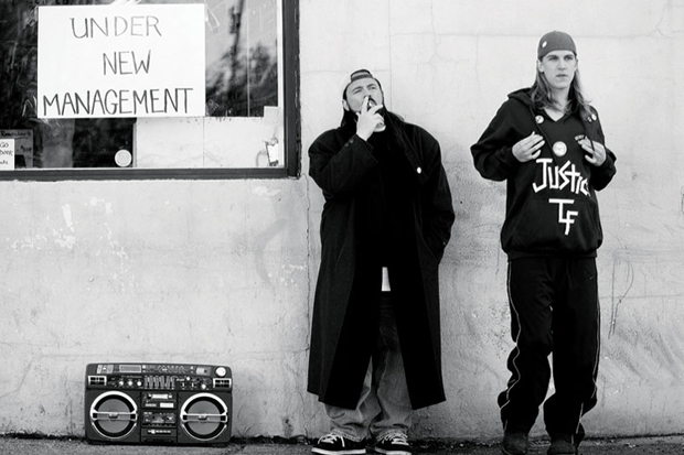 "etnies Presents Kevin Smith ""Clerks"" Jameson"
