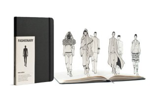 Fashionary Menswear: A Sketchbook Tailor-made for Designers