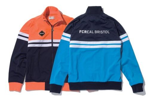 F.C.R.B. 2010 Fall Track Suits