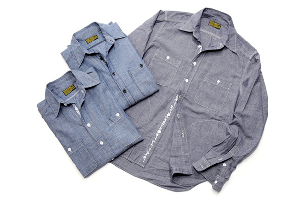 Futura Laboratories Chambray Work Shirt