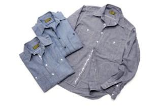 Futura Laboratories Chambray Work Shirt