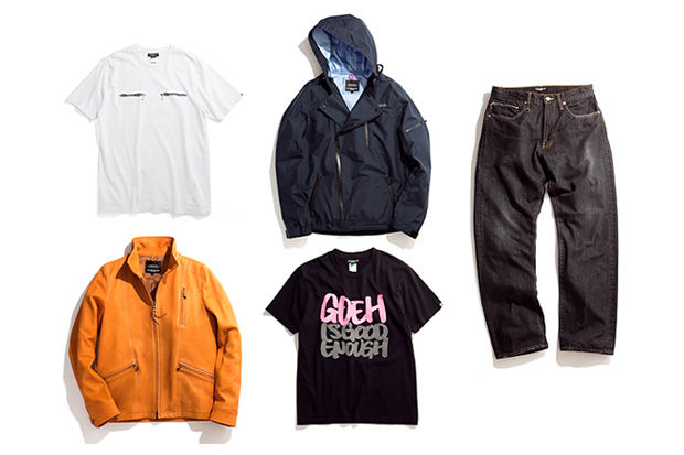 GOODENOUGH 2010 Fall/Winter Collection