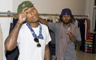 GQ: Personal Style - Pharrell Williams