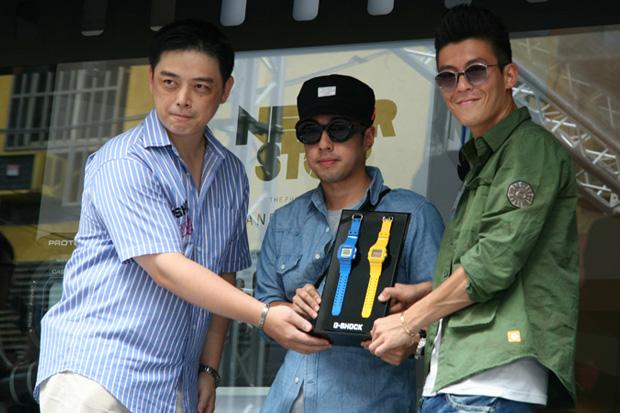 G-Shock Art Gallery @ Juice Taipei
