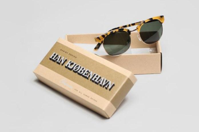 Han Kjobenhavn Sunglasses