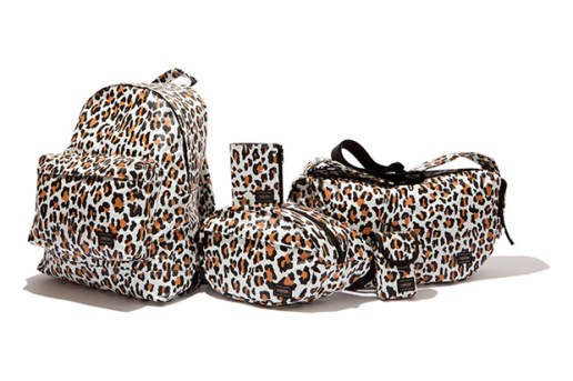 "Head Porter ""Snow Leopard"" Collection"