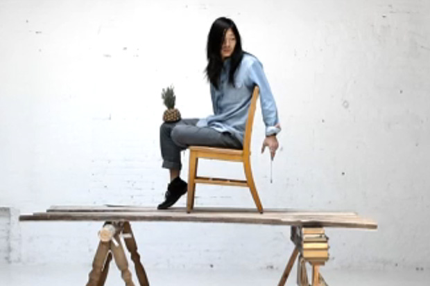 """HIXSEPT 2010 Fall/Winter """"LOST EQUILIBRIUM"""" Collection Video"""