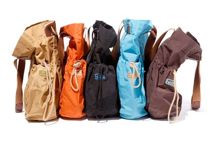 """hobo 2010 Fall/Winter """"60/40 All Weather Fabric"""" Collection"""