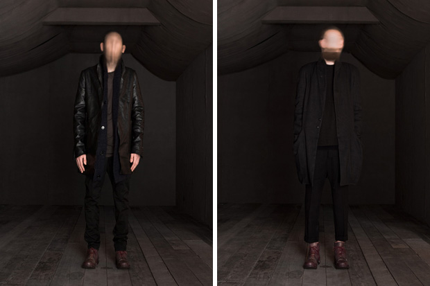 HOSTEM 2010 Fall/Winter Lookbook