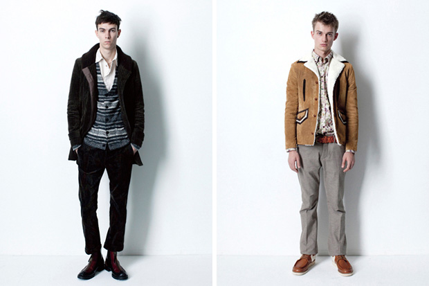 Iroquois 2010 Fall/Winter Lookbook