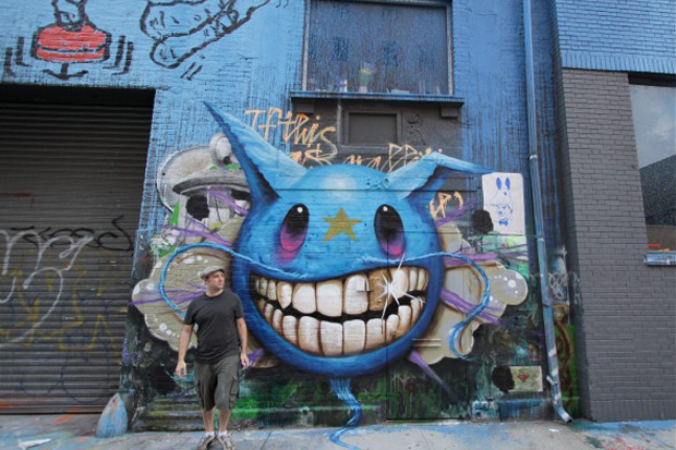 """Jeff Soto """"Off the Wall"""""""