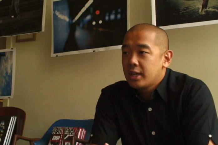 Five Minutes with jeffstaple