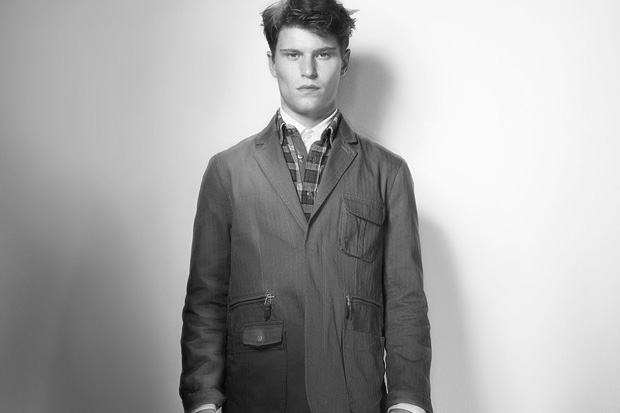 Joe Casely-Hayford for John Lewis 2010 Fall/Winter Collection