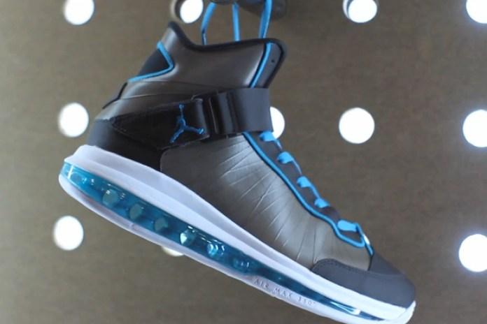 Nike x Jordan x Converse Hybrid Shoe Video