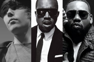 Kanye West featuring Raekwon & Justin Bieber - Runaway Love (Remix)