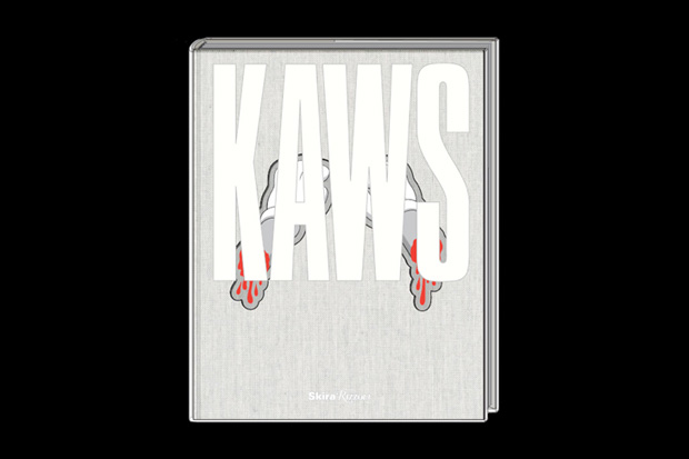 KAWS Book Preview