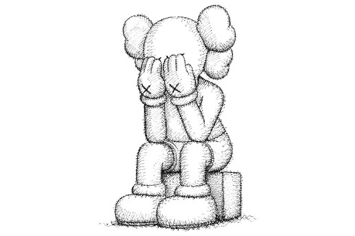 "KAWS ""PassingThrough"" Exhibition Details"