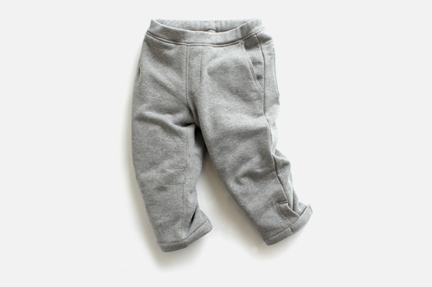 Loopwheeler x Beams Fleece Pants