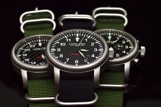 LUM-TEC Combat B43 Watches