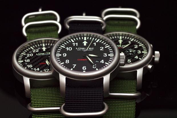 LUM-TEC Combat B43 Watches