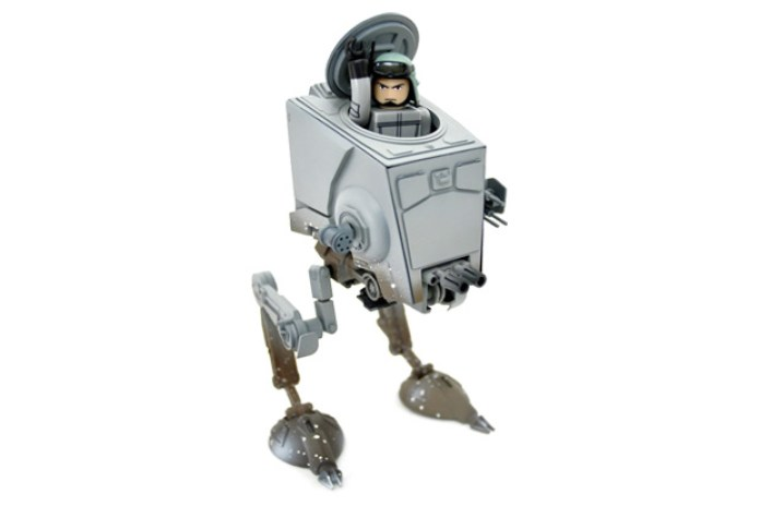 Medicom Toy x Star Wars Kubrick DX Series 2 Imperial AT-ST Scout Walker
