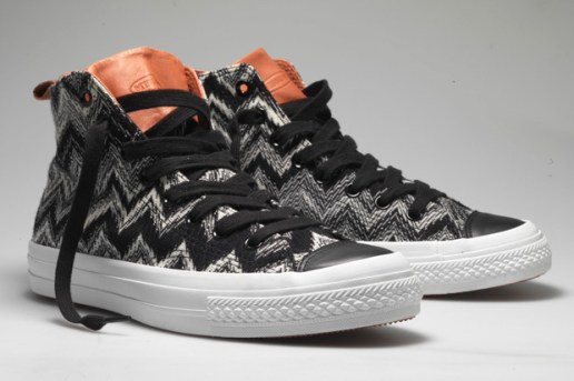Missoni x Converse Chuck Taylor 2010 Fall Collection