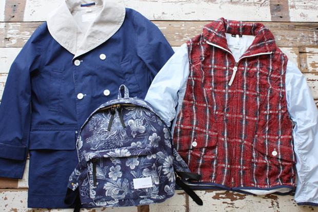 nanamica 2011 Spring/Summer Collection