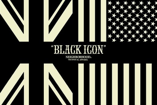 "NEIGHBORHOOD 2nd Series ""BLACK ICON"" Collection September Releases"