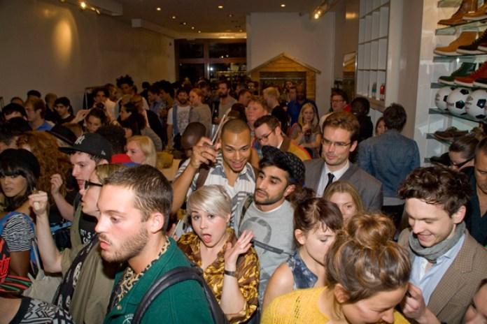 N.E.R.D. Album Playback Event @ Present-London