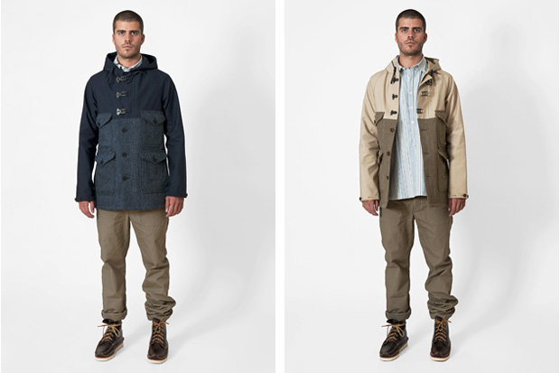 Nigel Cabourn 2010 Fall/Winter Collection