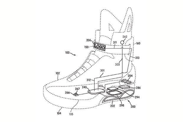 "Nike Air Mag ""Marty McFly"" Patent News"